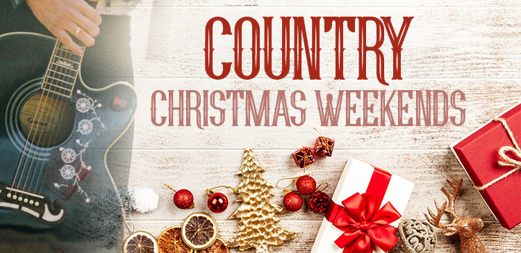 Country Christmas Weekends