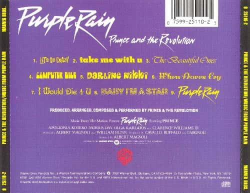 Purple Rain Hits Number 1 and Stays for 24 Weeks Straight| Flash