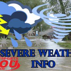 Severe Weather Alerts | ESPN Sports 1350 AM WIOU