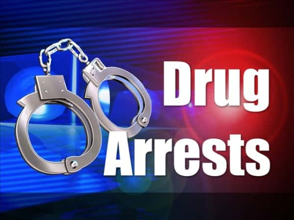 Joint investigation leads to drug arrest at Kentucky Dam