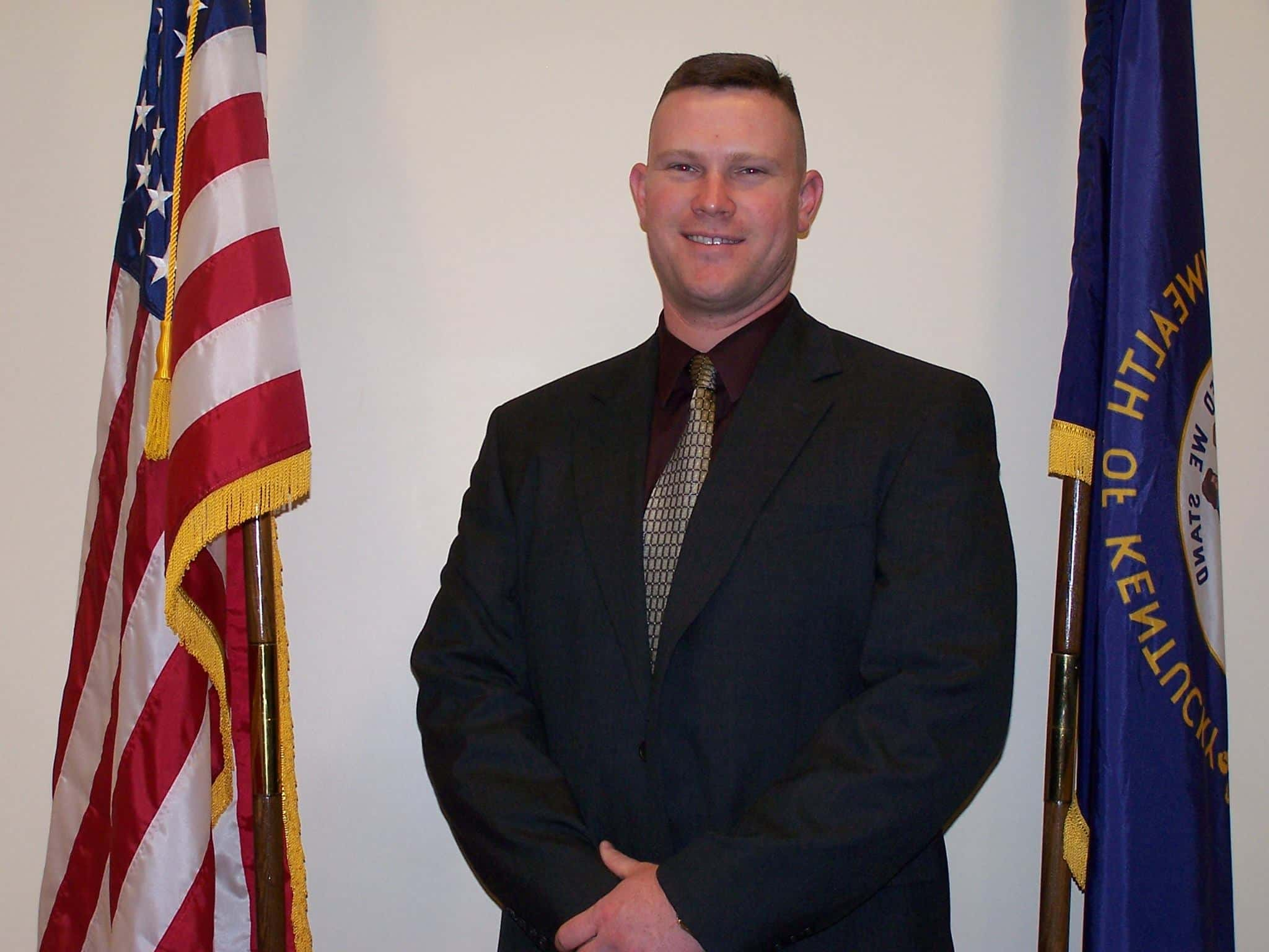 6fc2aa4b0ea Marshall Detective Graduates From Kentucky Criminalistics Academy ...