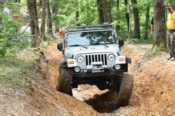 19th Annual Jeep Jamboree Returns To Turkey Bay Marshall County