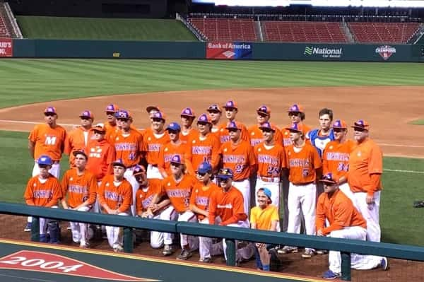 Marshals win at Busch Stadium over Alton, IL | Marshall