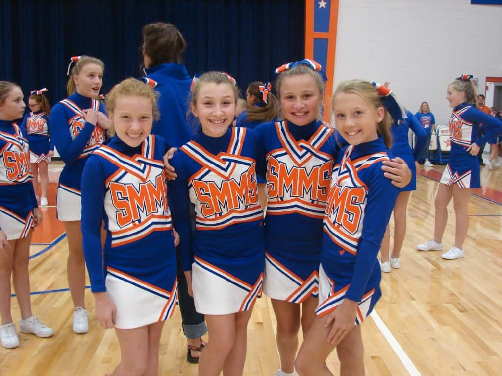 South Marshall Middle School celebrates Spirit Day ...