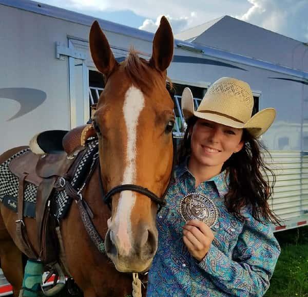 Benton Teens Headed To National Rodeo Finals In Wyoming