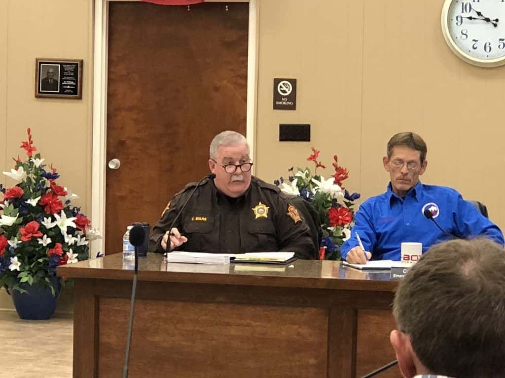 Fiscal Court approves $1 4 million 2018 sheriff's budget   Marshall