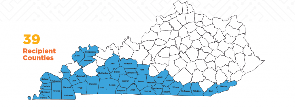 Ky Tva Counties Economic Development Funding Included In State