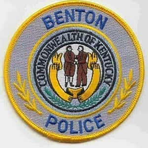 Benton KY Police Department | Marshall County Daily com