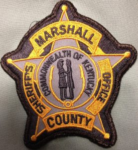 Marshall County Sheriff's Office arrest report | Marshall County