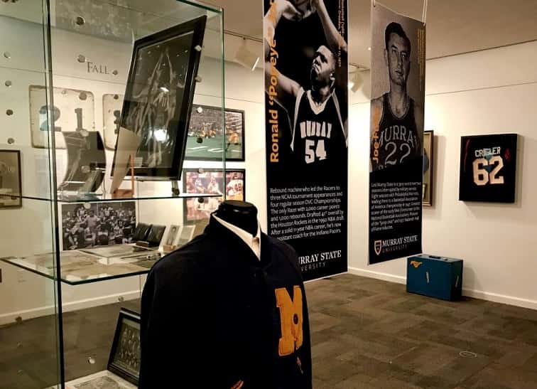 Smithsonian exhibit 'Hometown Teams' to open Oct  6 at Murray State