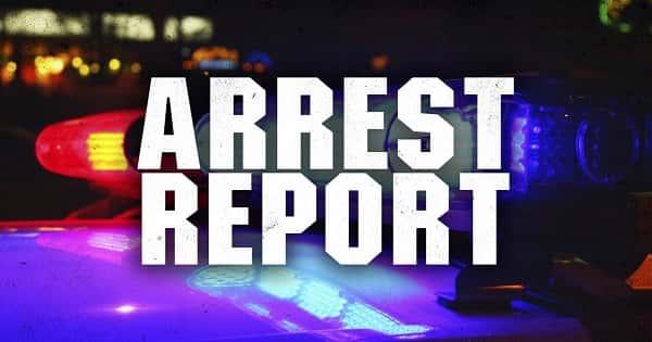 Calvert City Police Department Arrest Report | Marshall