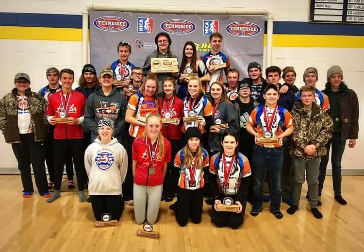 Mountain Bike Team earns sixth State Championship title