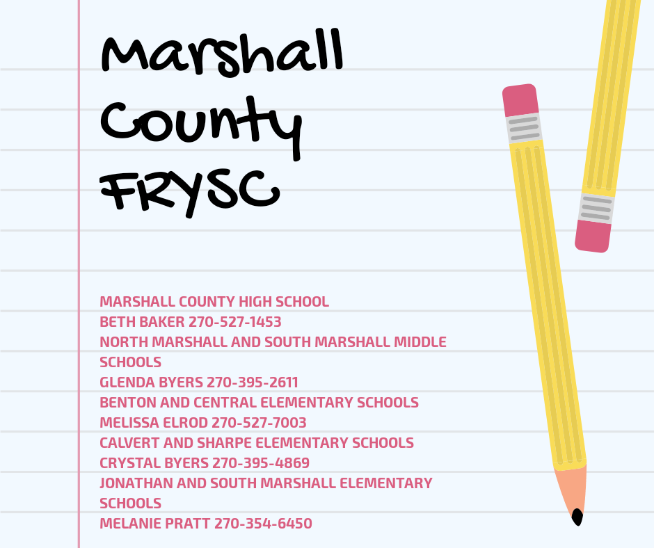 Marshall County Schools Host Back to School Open House Nights