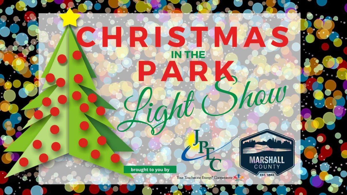 Marshall County Christmas Parade 2020 2020 Christmas in the Park Light Show | Marshall County Daily.com