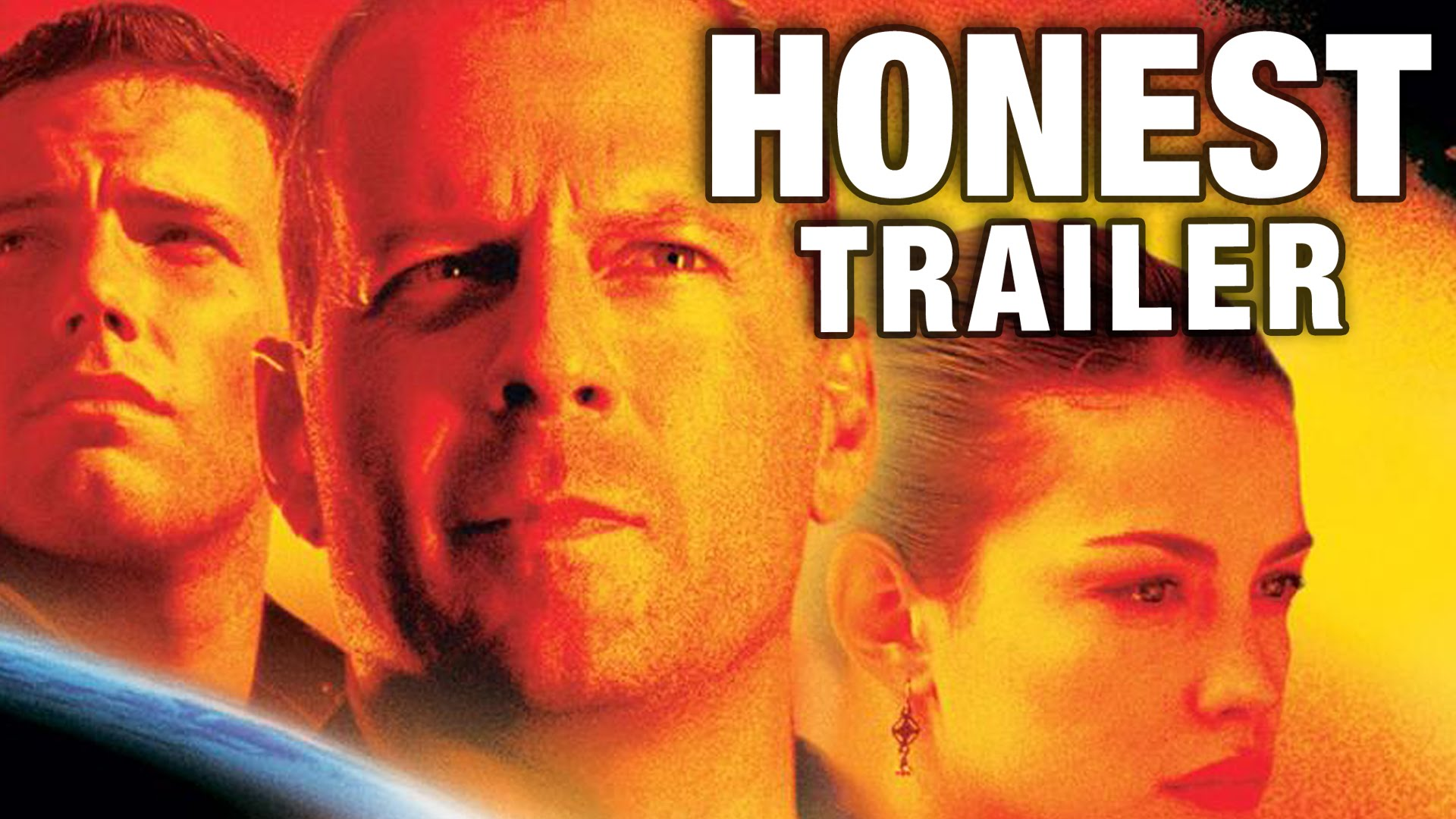 HONEST TRAILER: Armageddon | WMYK