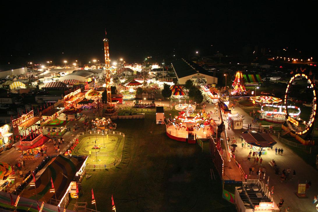 LIVE APPEARANCE: Howard County 4H Fair (Mon 7/13) | WMYK