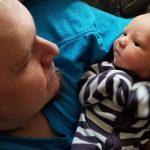 Greysyn Bridwell: A father is a boys first best friend!