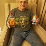 Michael D. Scott: My dad brought reinforcements!