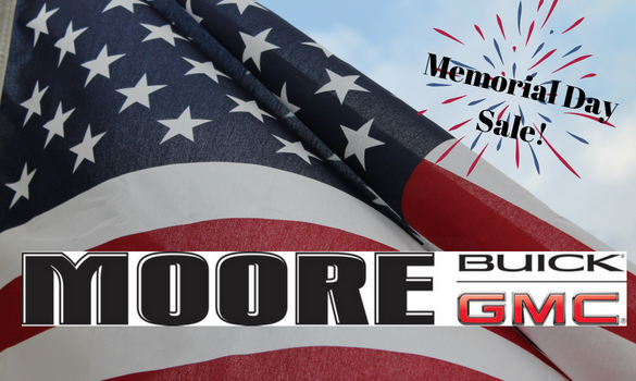 Gm memorial day sale