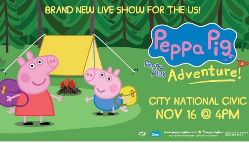 Peppa Pig San Jose Civic 953 Krty