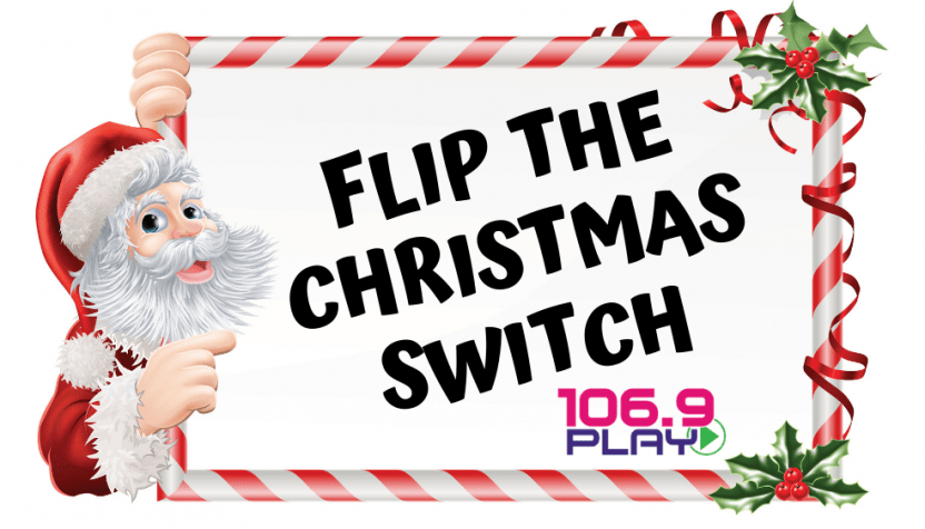 The Christmas Switch.Flip The Christmas Switch Wvez 106 9 Play
