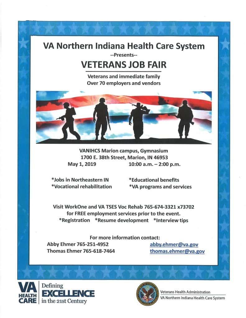 Veterans Job Fair   Z 92 5