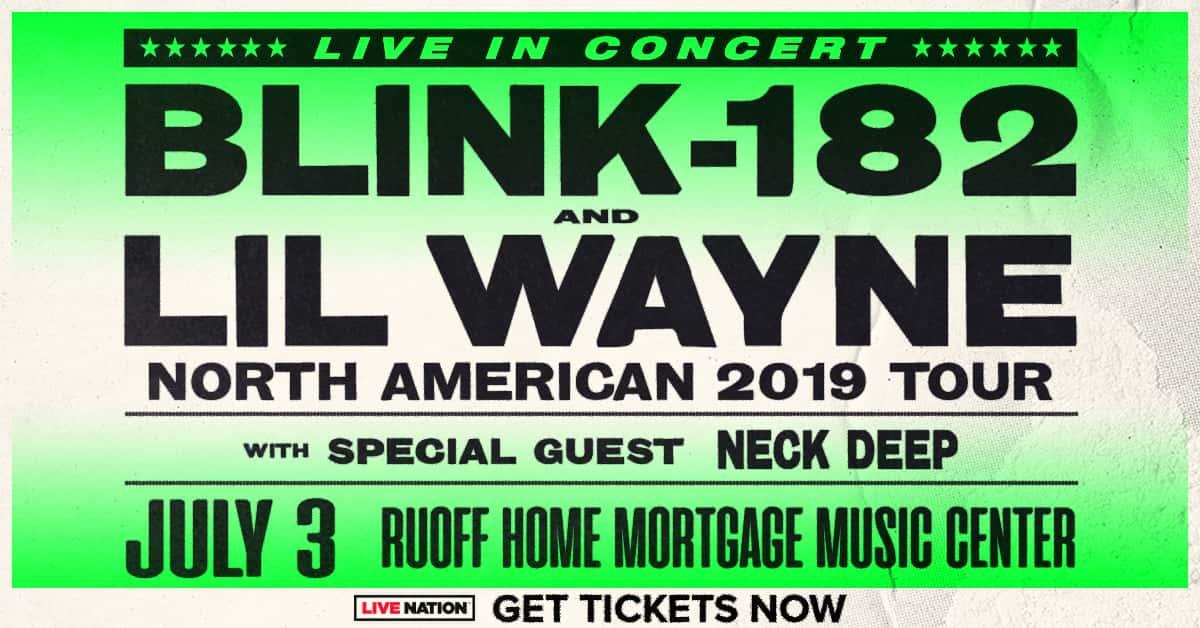 Blink 182 Lil Wayne Z 92 5