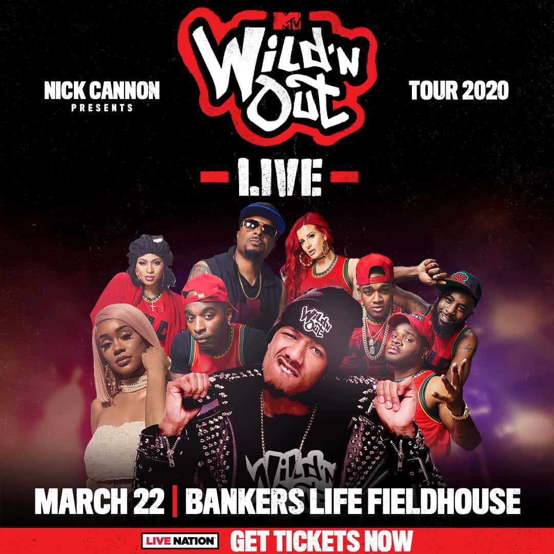 Nick cannon wild n out tickets 2020