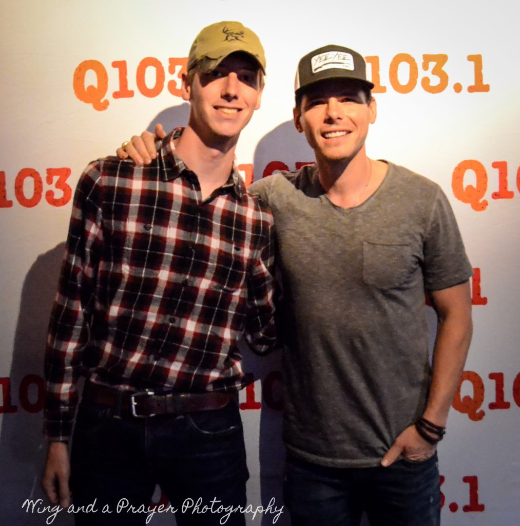 Granger Smith And Trent Tomlinson Meet And Greet Photos Wqnu Q1031