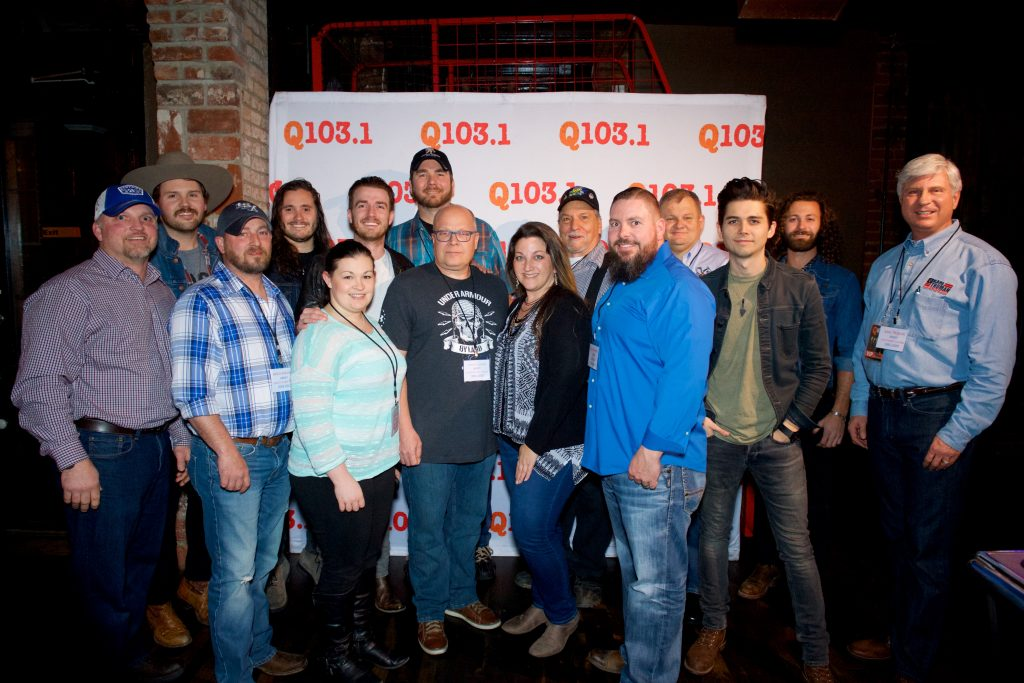 Lanco meet greet photos wqnu q1031 lanco meet greet photos m4hsunfo