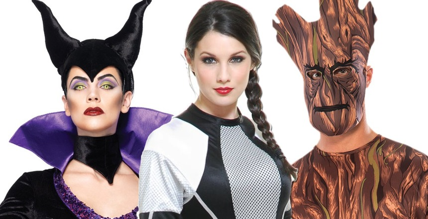 the most popular movie related halloween costumes for 2015 wdef