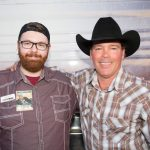 Josh Rath with Clay Walker
