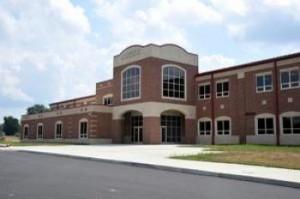 Carterville High School (Source: City of Carterville)