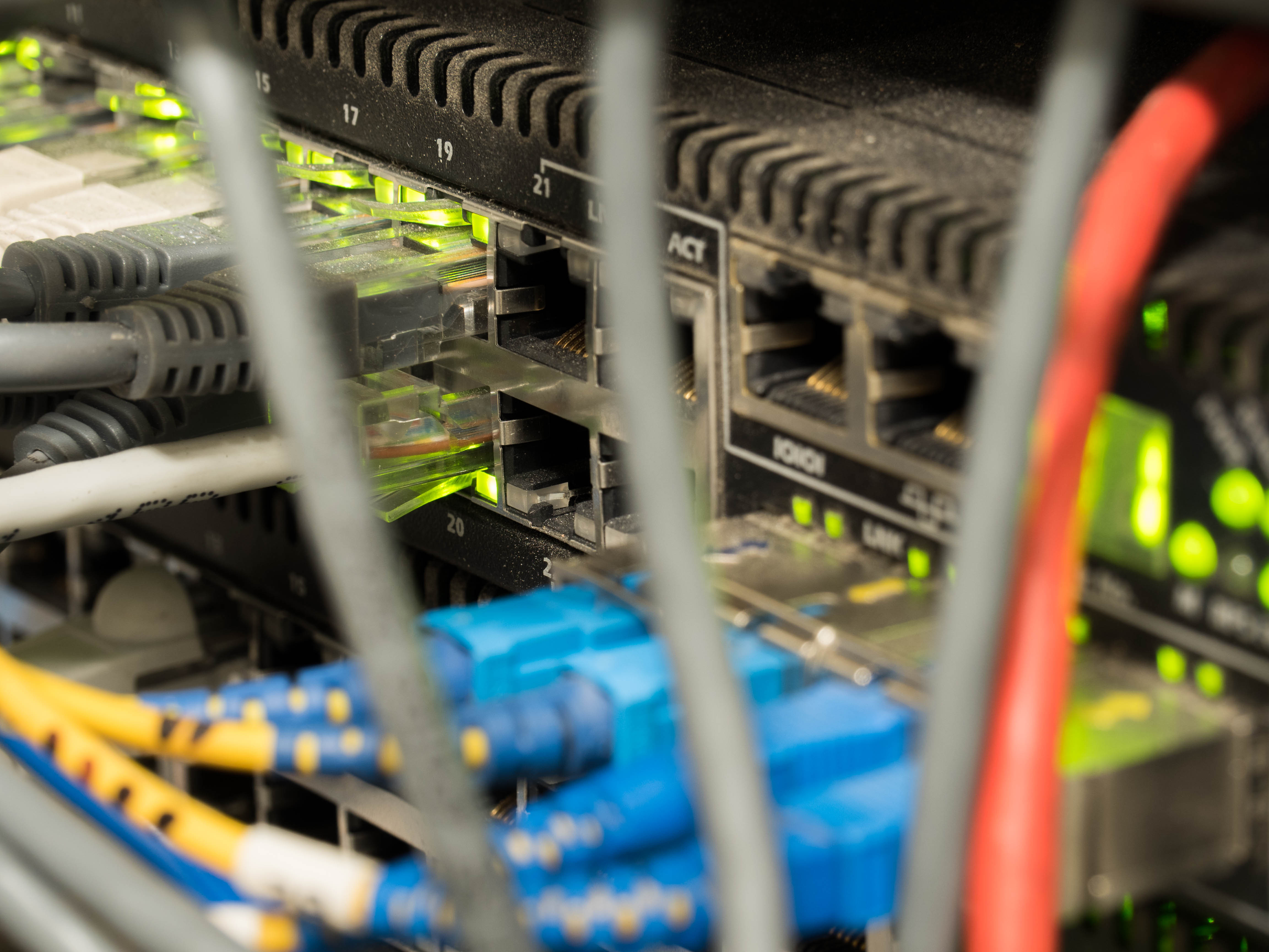 Structured Cabling And Network Wiring In The Chicago Area
