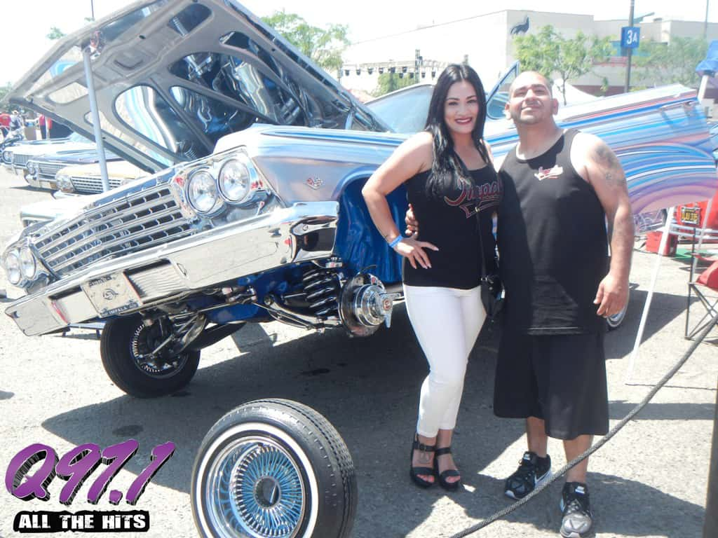 Q At The Rez Made Car Show At Tachi Palace QRadio - Rezmade car show 2018