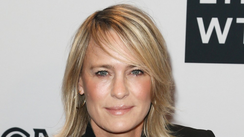 Actress Robin Wright Marries Clement Giraudet In Private Ceremony