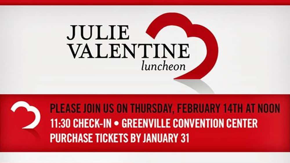 Julie Valentine Center Luncheon