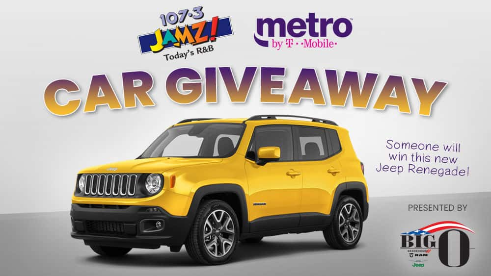 The Metro by T-Mobile JAMZ Car Giveaway!