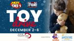 HOT 98.1 Toy Drive