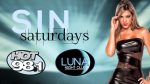 Sin Saturdays at Luna