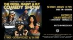 Fresh, Funny and Fly Comedy Show