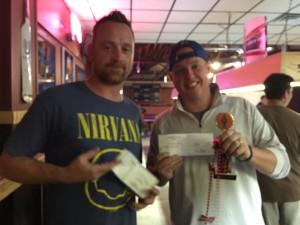 3rd Place - Nate Brown & Morgan McClure