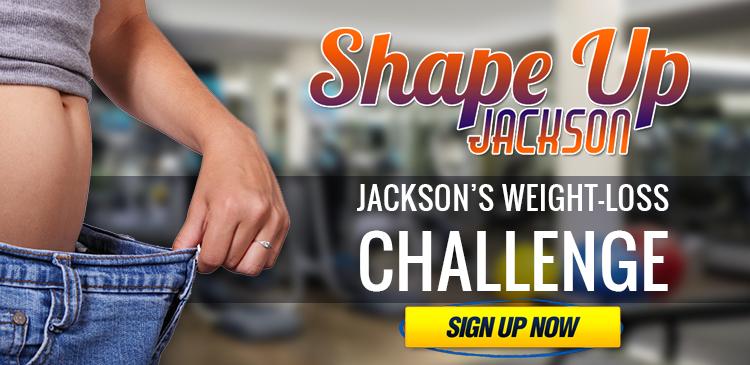 Shape Up Jackson