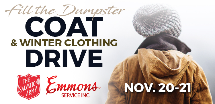 Coat & Winter Clothing Drive