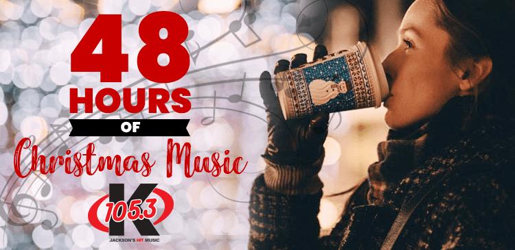 48 Hours of Christmas Music