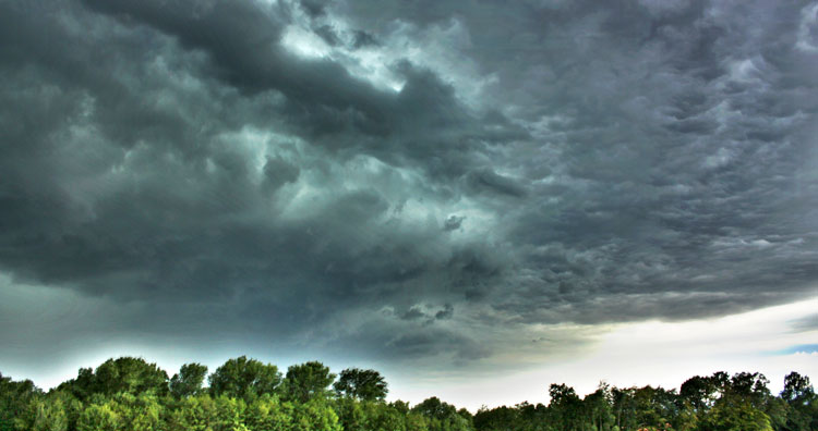 Severe thunderstorm warning issued for Greater New Haven area