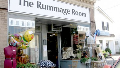 the rummage room to offer summer closing specials - Back 40 Kitchen