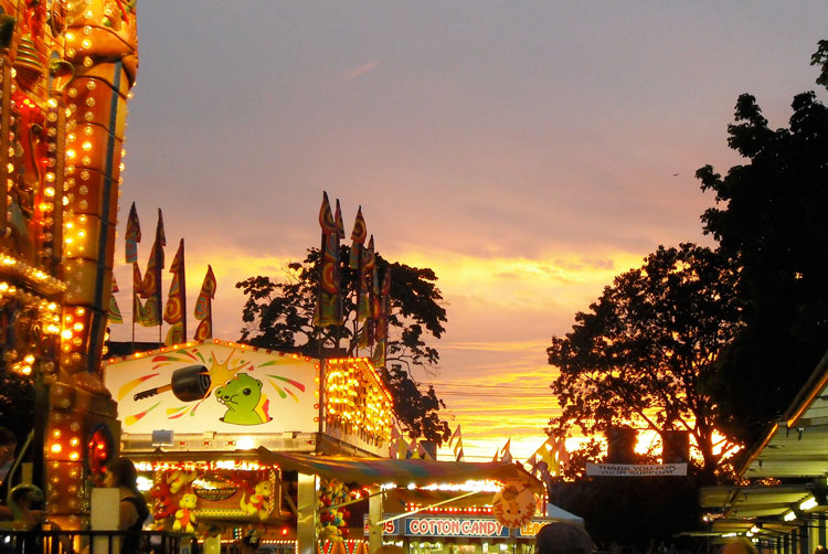 St. Catherine's of Siena's annual 'Carnival of Fun'.