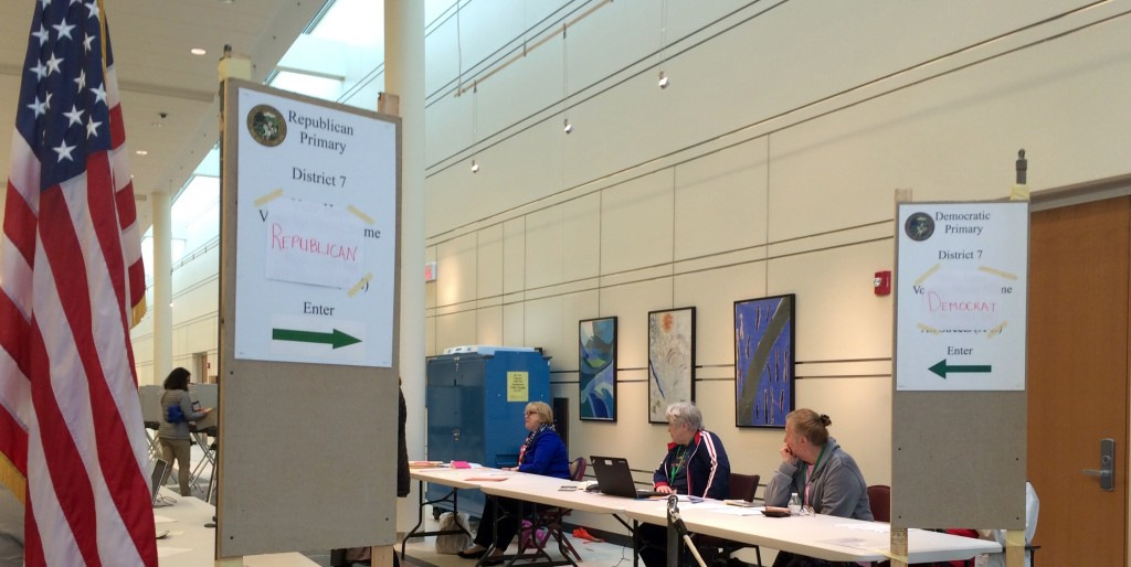 Greenwich voters went to the polls at a 51.73 percent turnout, higher than usual.