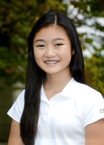 Alexa Choy is the recipient of the Junior Music Award.